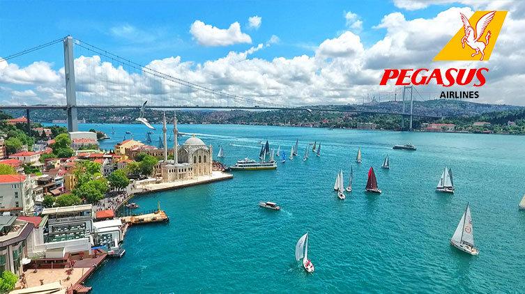 İstanbul Pegasus iletişim