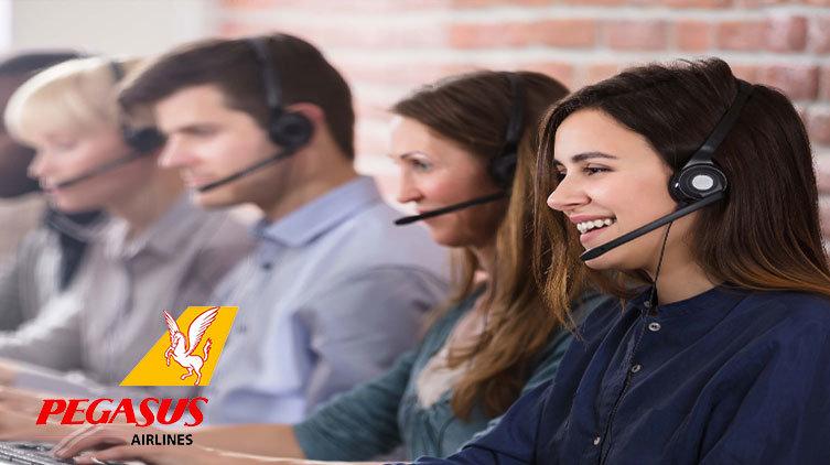 Pegasus müşteri hizmetleri