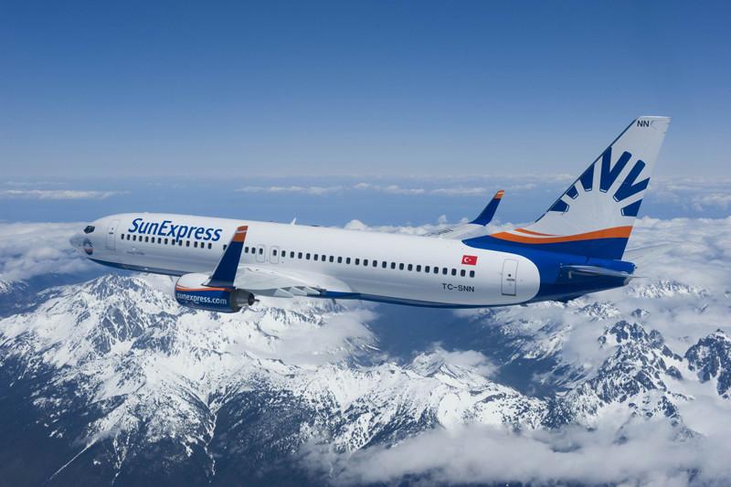 sunexpress havayolları müşteri hizmetleri