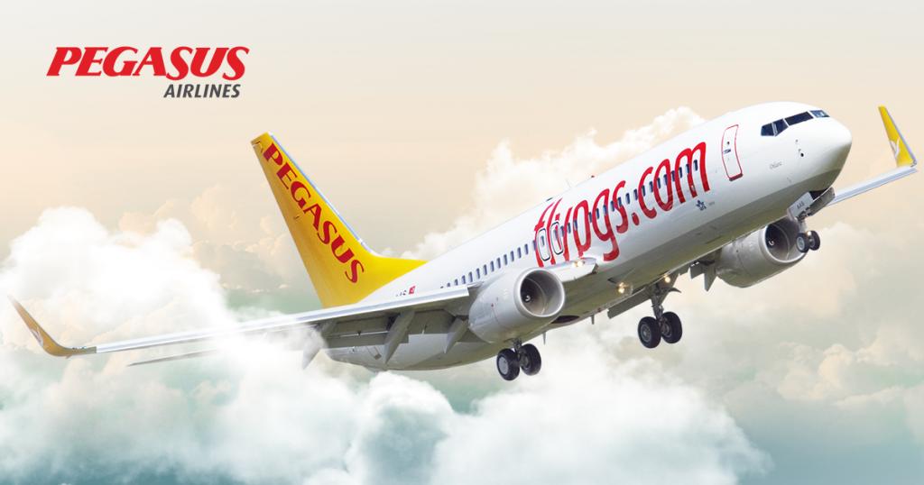 Pegasus havayolları bilet değişikliği