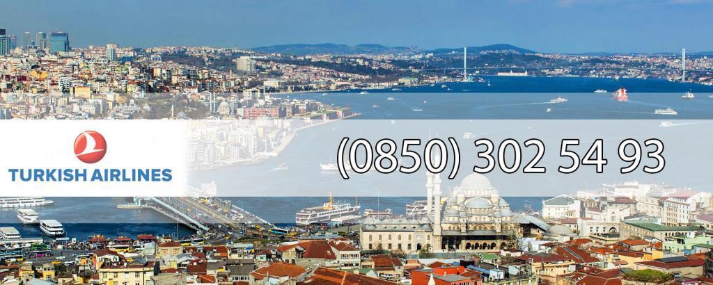 İstanbul Türk Hava Yolları İletişim