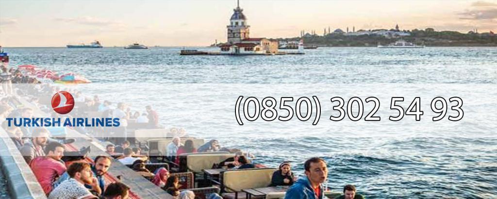 THY İstanbul telefon numarası
