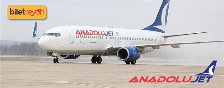 Anadolu Jet bilet değişikliği