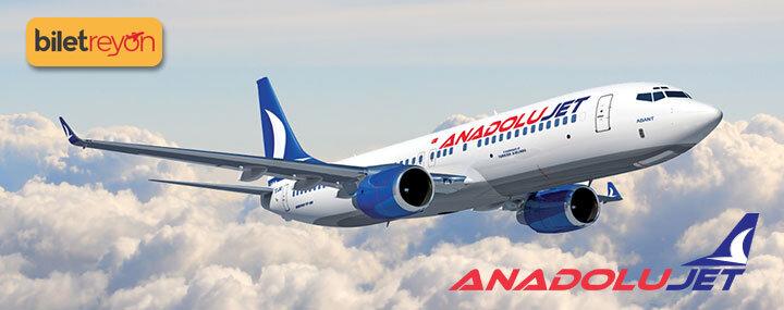 Anadolu Jet bilet değiştirme