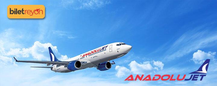 Anadolu Jet bilet erteleme