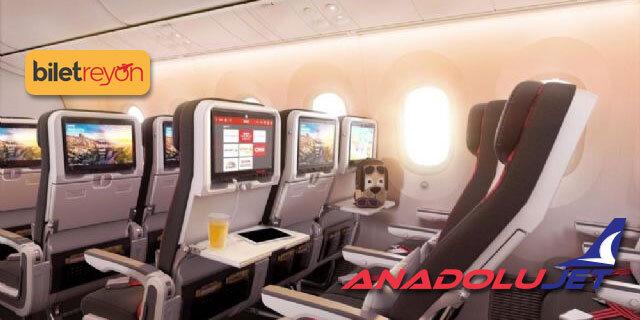 Anadolu Jet bilet değişim kuralları