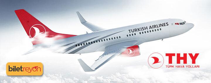 Türk Hava Yolları bilet değiştirme